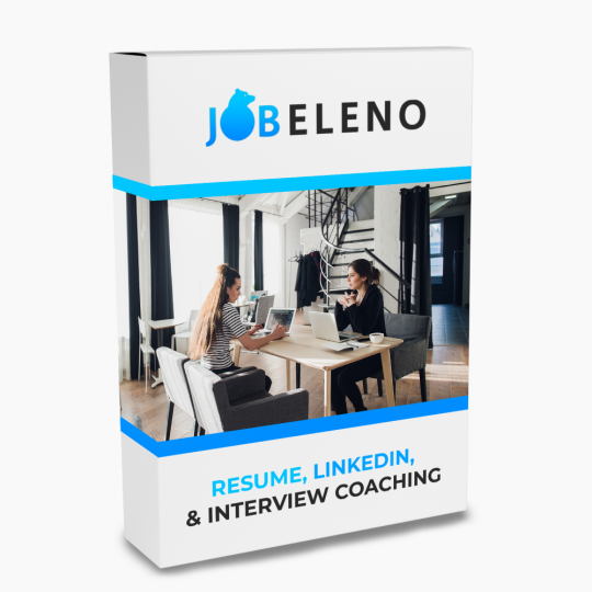 resume, linkedin, and interview coaching