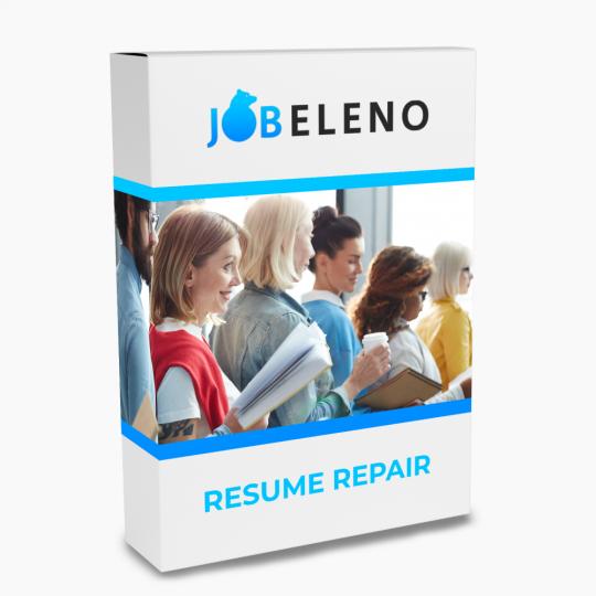 resume repair