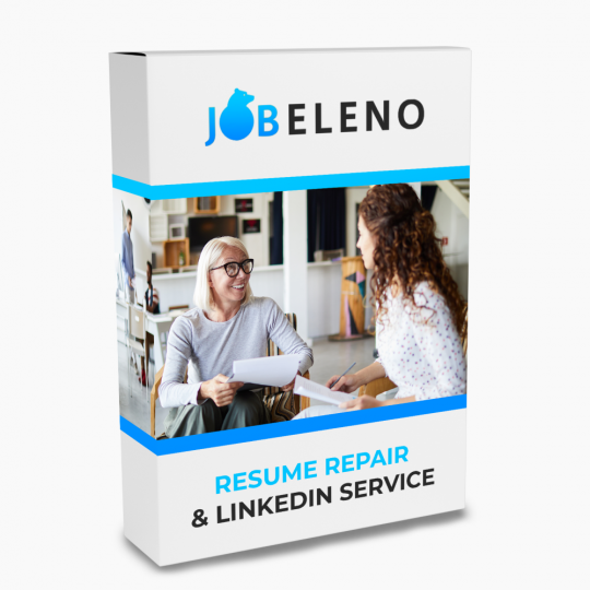 resume repair and linkedin service
