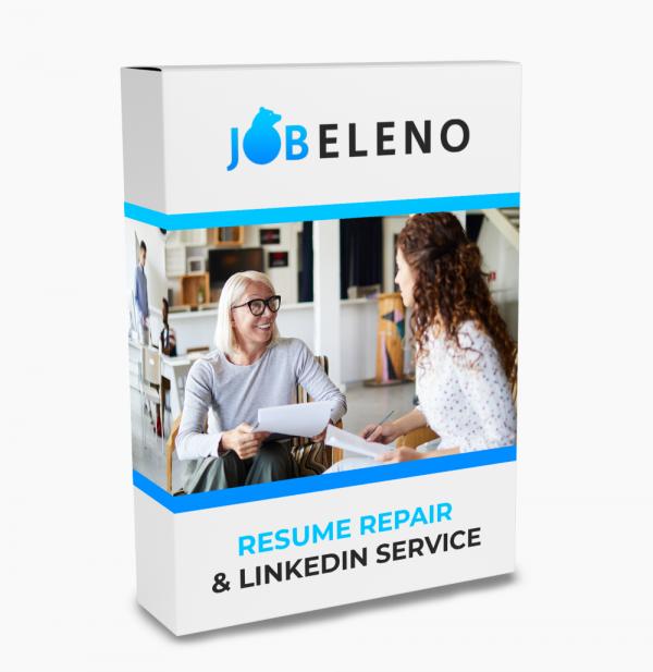 resume repair and linkedin service